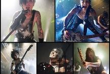 Black Veil Brides :) / If anyone wants to join message Kendall H, or one of the guys who are apart of this board.