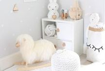 Nursery Inspiration / A board brimming full of nursery inspiration, fit for a little princess or prince!