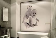 Baby Bathrooms / Ideas for making your bathroom baby proof and fun!