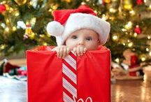 Christmas Ideas / Whether it's your baby's first Christmas or their tenth one, it's always a super special time. Here are some ideas for making their Christmas the best yet!