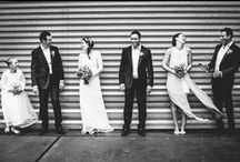 ZM - The Bridal Party / Bridesmaids and groomsmen
