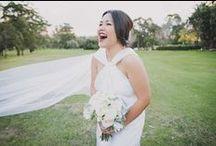ZM - The Bride on her Wedding Day