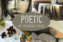POETIC Workshop / One Day Workshop  |  West Palm Beach, Florida  |  May 2016