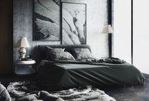 Dark Interior Inspiration