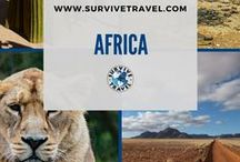 """Africa Travel / Things to do while traveling in Africa including Egypt, Nigeria, South Africa, Algeria, Angola,  Sudan,  Morocco, Ethiopia, Kenya, Tanzania, etc. 