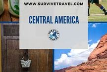 """Central America Travel / Things to do while traveling in Central America including Bahamas, Belize, Costa Rica, El Salvador, Guatemala, Honduras, Nicaragua, Panama, etc 