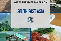 """South East Asia Travel / Things to do in South East Asia including Brunei, Cambodia, East Timor, Indonesia, Jakarta, Laos, Malaysia, Myanmar, Philippines, Singapore, Thailand, Vietnam, etc. 