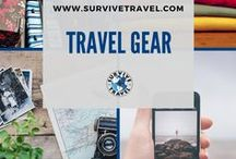 """Travel Gear - Minimalism and Equipment / Travel Gear, Minimalism, and Equipment 