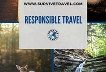 """Responsible Travel / Responsible travel, eco travel, minimal impact 