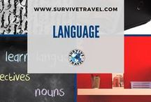 """Language Learning / Language learning tips and mnemonics 
