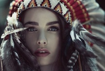 cactuses, feathers, cowboys & indians