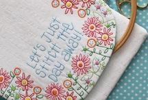 ~embroidery & stitch~