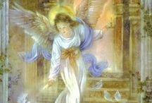 Angels / by Vicki Ankawi