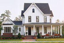H O U S E / I need to own five thousand houses / by Ashton Webb