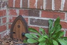 Faries and gnomes in my home or garden