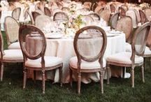 Reception Ideas / Colors? Rentals? Caterers? Oh, my! / by Port Gamble Weddings
