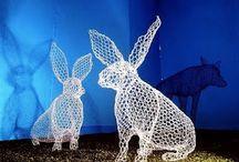Wire skulpture