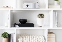 ORGANISED / Ways to get organised in my home