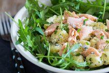 Delicious - salads