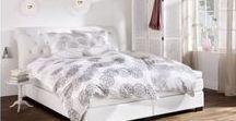 miaVILLA ♥ Schlafzimmer / Den Abend gemütlich im Bett ausklingen lassen, oder den Morgen mit einer Portion wohlverdienter Erholung versüßen.  Das Schlafzimmer bihtet die pure Entspannung für Körper, Geist und Seele.