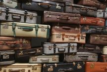Stack it Good / Things I love stacked suit cases China ect