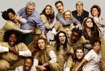 OITNB ♡ / Orange is the new black has changed my life.
