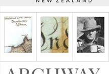Genealogy New Zealand