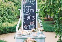 WEDDING DEKORATION /  Hochzeit Deko