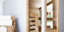 miaVILLA ♥ Sauna / Was dürfet nicht fehlen, wenn wir uns unser absolutes Traumhaus gestalten könnten? Ganz klar eine Saune! Ein  Warum nicht also sich den Traum erfüllen und eine Sauna in das eigene Haus integrieren. So wird der eigene Spa- und Wohlfühlbereich geschaffen.