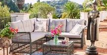 miaVILLA ♥ Balkon & Terrasse / Lieblingsplatz Balkon und Terrasse – kaum kommen im Frühjahr die ersten Sonnenstrahlen hervor zieht es uns nach draußen auf Balkon und Terrasse. Mit den richtigen Möbeln und Accessoires verlagern wir unseren Lieblingsplatz nach draußen und machen uns ein zweites (Outdoor-) Wohnzimmer.