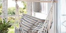 miaVILLA ♥ Hängematten / Hineinlegen und entspannen! Hängematten und Hängesessel bieten die traumhaft schöne Entspannung und Erholung, sie sind unglaublich gemütlich und sehen dabei noch gut aus. Was wir in diesem Sommer am liebsten machen? Abhängen natürlich!