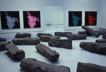 1980-1990 Carnegie International artists... / ...exhibiting around the world