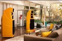 Sound rooms