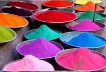 Colors / by Cheri Chong