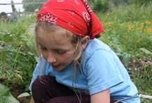Farm Camp / <3 Fun and educational camps for children of all ages <3