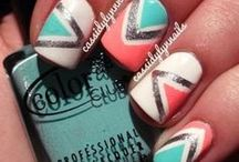 Nail Art. / Toes & Fingers