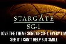 """Stargate Sg-1/Atlantis / """"In the middle of my backswing!"""" / by Lauren Nickols"""