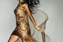 Golden Gowns