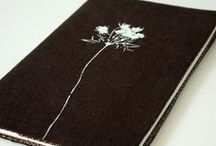obal na knihu/Notebook cover