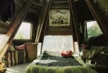Lieux (Inspirations & Influences pour roman en cours) / Borbscures, Forêt, Grotte d'améthyste, Sud désolé