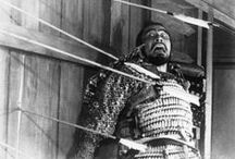 Kurosawa's pic / Screenshot from Kurosawa's movies.