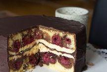 Sweet baking recipes