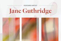 Artist of the Month / artwork, Chicago Art Source, artists
