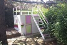 Garden House / Planning to build a little wood house for my daughter in our garden