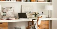 Home Office Design Ideas / Home Office