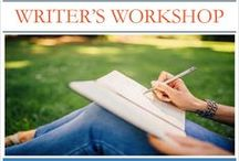 WCCW Board of Directors / Five writers steering West Coast Christian Writers (formerly Christian Writers Seminar) into a new era.