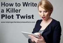 Writing Tips / Tips, tricks, and techniques to improve your writing.