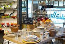 Mercado / Inspirados en las mercados más famosos del mundo, Casa Palacio Santa Fe ha creado un área donde encontrarás los mejores utensilios de cocina, mesa diaria y electrodomésticos.