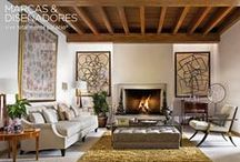 OTOÑO - INVIERNO 2014 / Elegante y contemporáneo: así es el espacio que Casa Palacio propone esta temporada como fuente de inspiración.