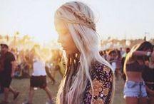 Boho chic / #boho #hippie #gypsy #bohemian